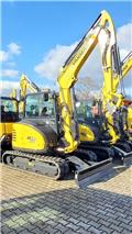 Yanmar SV60-B MS03, 2020, Mini Excavators <7t (Mini Diggers)