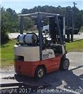 Nissan JC50LP, Electric Forklifts