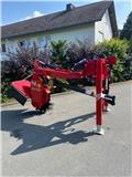 FSI T65 Baumstupffräse für Traktor, Stubbfräsar