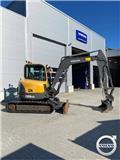 Volvo ECR 58, 2012, Mini excavators < 7t (Mini diggers)