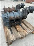 Jurop Verdringerpomp 4m³, Pumpen und Mischer