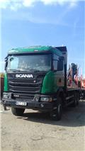 Scania G 410, 2014, Darus teherautók