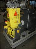 Hammelmann High Pressure Pumps HDP32 HDP52 HDP162, 2001, High pressure washers