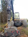 Eco Log 590 D, 2009, Harvesters