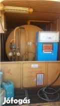 Üzemanyagtartály 10000 literes, 1990, Speciális konténerek
