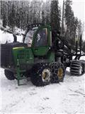John Deere 1210 E IT 4, 2016, Kuormatraktorit