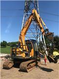Hyundai 145 ICR-9 harvadig, 2011, Forestry Excavators