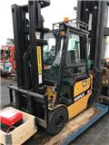 Caterpillar 20, 2007, Electric forklift trucks