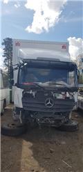 Mercedes-Benz Atego 1523, 2018, Box trucks
