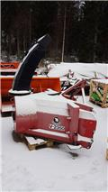 Snöslunga Westbjörn 2350, Εκτοξευτές χιονιού
