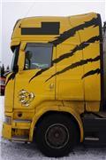 Scania R 450, 2015, Vetopöytäautot