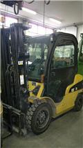 Caterpillar DP 20 N, 2007, Dieseltrukit