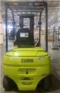 Clark GEX 25, 2016, Electric forklift trucks