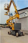 Haulotte HA 15 IP, 2006, Articulated boom lifts