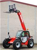 Manitou MT 732S, 2010, Telescopic Handlers
