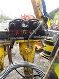 Atlas Copco SB 202, 2016, Hydraulic pile hammers