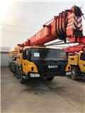 Sany STC750, 2014, Used all terrain cranes