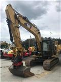 Caterpillar 318 E L, 2013, Crawler excavators
