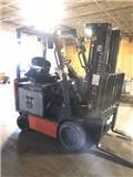 Toyota 8 FB CU 25, 2014, Electric Forklifts