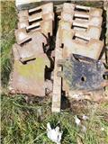Massey Ferguson 10, Front weights