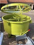 Fliegl Favorit 800 literes betonkeverő készleten!, 2019, Beton keverők