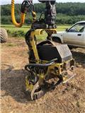 John Deere 414, Harvester heads