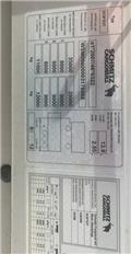 Schmitz Cargobull Standard XL code, 2013, Curtain  trailers