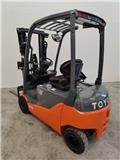 Toyota 8 FB MT 18, 2015, Electric Forklifts