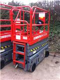 Upright MX19, 1996, Scissor lifts