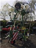 Fendt Twister 6606 DN, 2018, Rakes and tedders