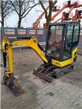 Kubota KX 016-4, 2014, Mini excavadoras < 7t