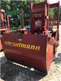 Strautmann 234 H kuilhapper met lift, 1999, Alimentadoras de animales