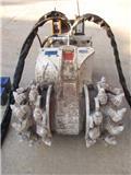 Erkat ER1500-2XL Felsfräse, 2010, Wiertła