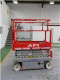 SkyJack SJ 3219, 2012, Scissor lifts