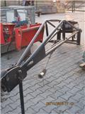 Wciągarka hydrauliczna Manitou PT 600, 2006, Telescopic handlers