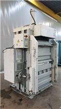 Vertikal-Ballenpresse HSM 500.1 VL (Int. 32)、2000、工業用梱包機 ベーラー