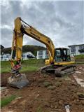 Komatsu PC210LC-8, 2014, Crawler Excavators