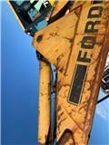 Ford Ramię teleskop 655, 1989, Backhoe loaders