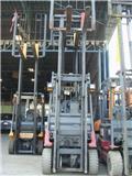 Nichiyu FBT15pn, Carrelli elevatori elettrici