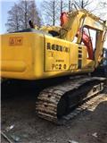 Komatsu PC 200-6, 2010, Crawler excavators