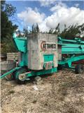 Cattaneo CM60r, 1990, Self erecting cranes