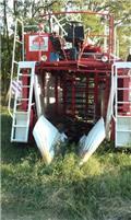 joonass 1500 ribizli kombájn, 2003, Máy gặt đập liên hợp