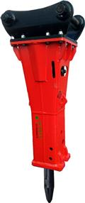 Green Hydraulinen iskuvasara Red 125 Breaker, 2021, Martillos hidráulicos