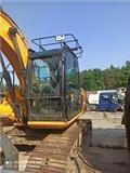 JCB JS 130, 2014, Excavadoras sobre orugas