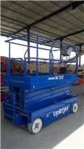 Upright X32N, 2010, Scissor lifts