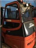 Linde E20, 1995, Elektriniai šakiniai krautuvai