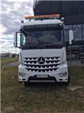 Mercedes-Benz AROCS 3258 LK 8X4, 2015, Camiões basculantes