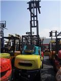 Komatsu FD 30 T-14, 2013, Diesel trucks