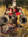 Log Max 5000 - Gebrauchtmaschine、2012、鋸木機