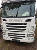 Scania R 620 LA, 2010, Chassier